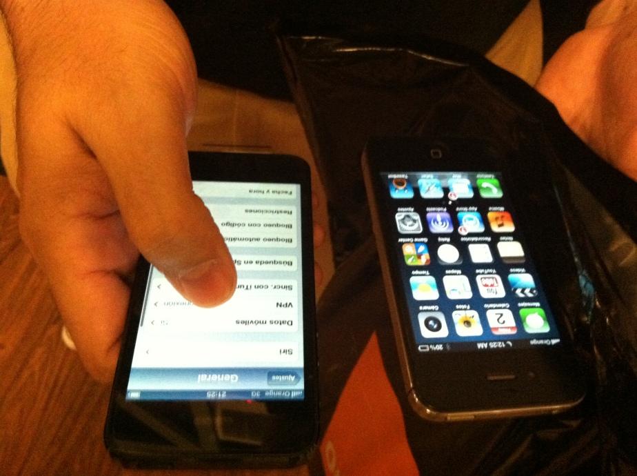 Precios del iPhone 5 en RepublicaDominicana
