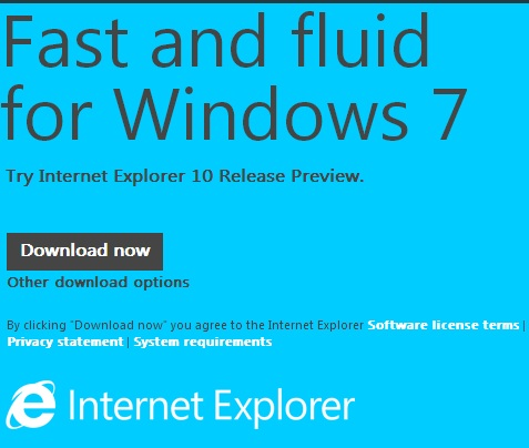 Internet Explorer-10