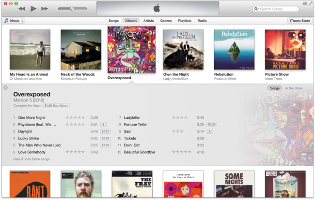 Actualizate: iTunes 11 Disponible para  OS X y Windows