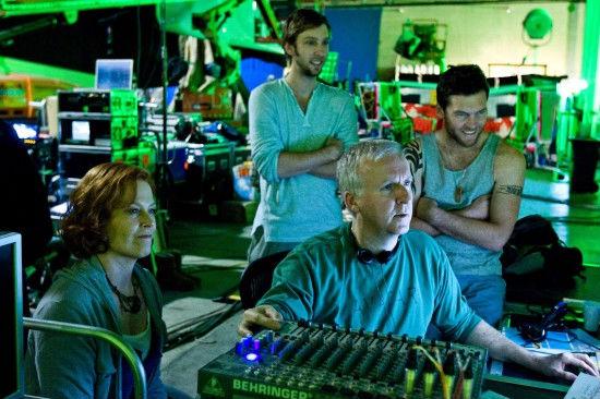 James Cameron: finalmente a filmar Avatar 2 y Avatar 3 en2013