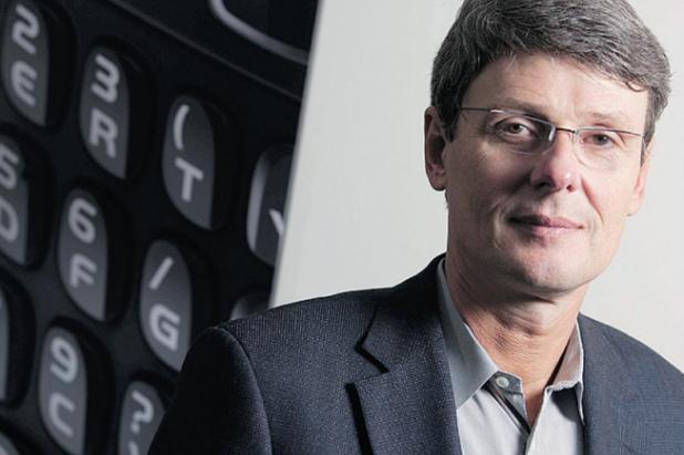 Thorsten Heins CEO de RIM: Blackberry 10 será el que eliminara laslaptop