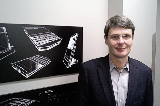 Thorsten Heins CEO de RIM: Blackberry 10 será el que eliminara las laptop