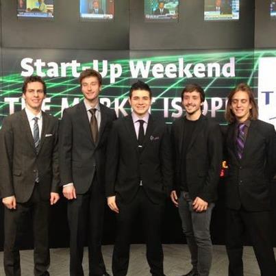 Groupnote Ganadores Startup Weekend  2012