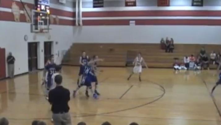 Basketball: El tiro al canasto mas loco de laHistoria