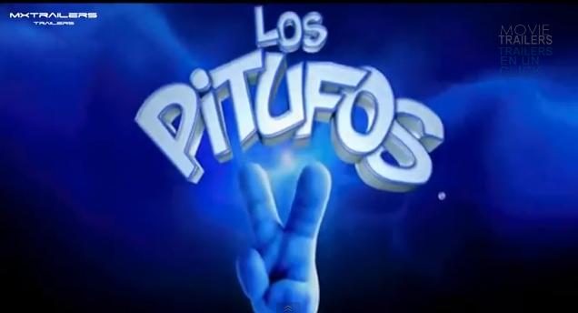 """Trailer Oficial: """"Los Pitufos parte2"""""""