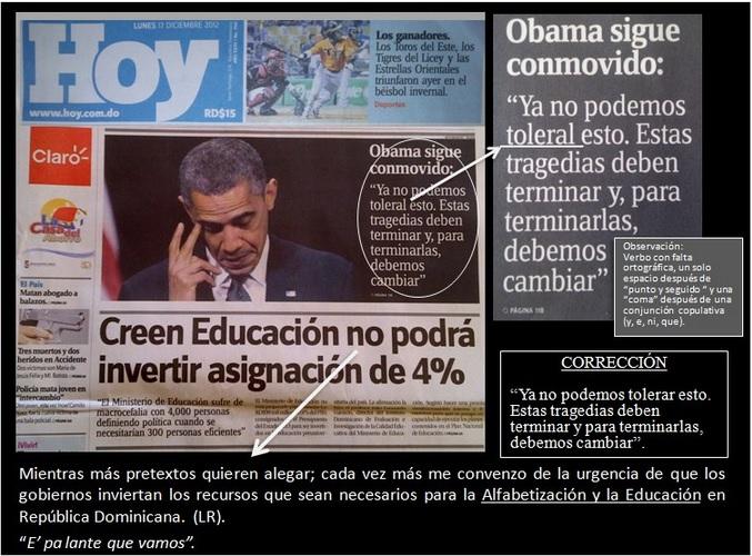 @PeriodicoHoy: con un lio en laportada