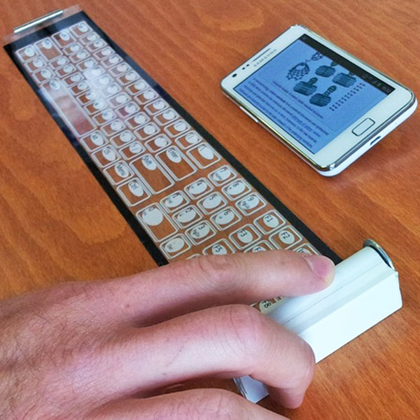 Video Sorprendente : Un teclado superespecial