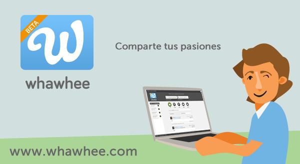 #whawhee App  (Red Social hecha en RepúblicaDominicana)