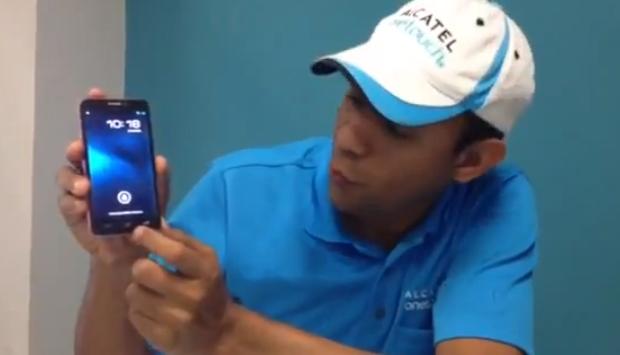 VIDEO explicado del Alcatel One Touch Idol enDominicana