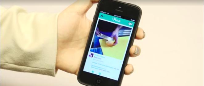 Twitter presenta (#Vine) una nueva App para compartirvídeos
