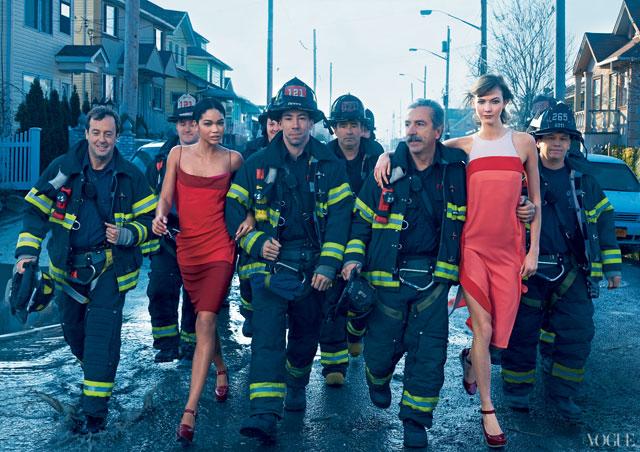 La revista Vogue esta caliente con elpublico